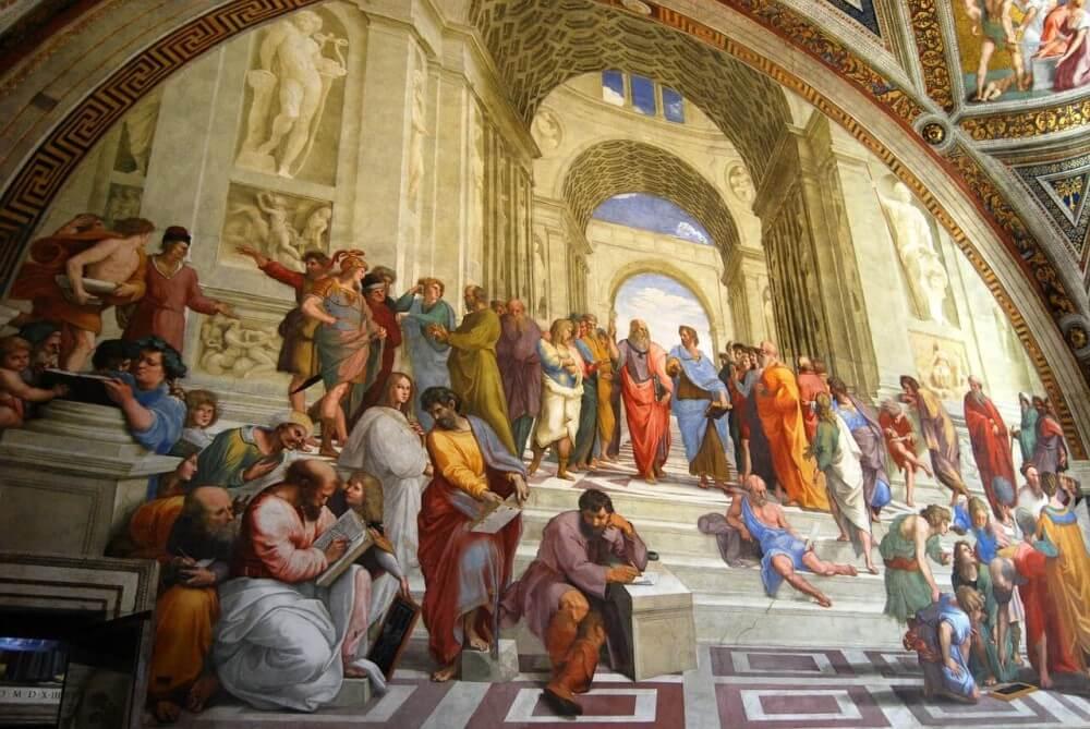 Platone ed il singhiozzo