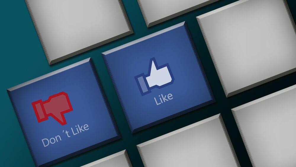 arrivano le reactions di facebook