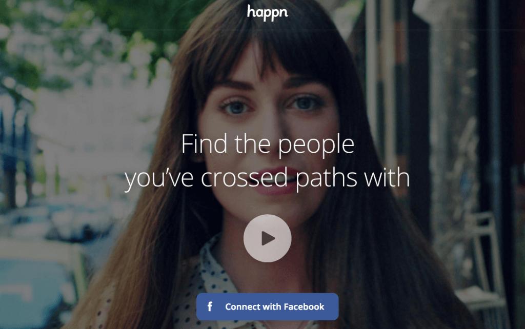 love app happn