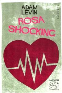 Copertina libro Rosa Shocking